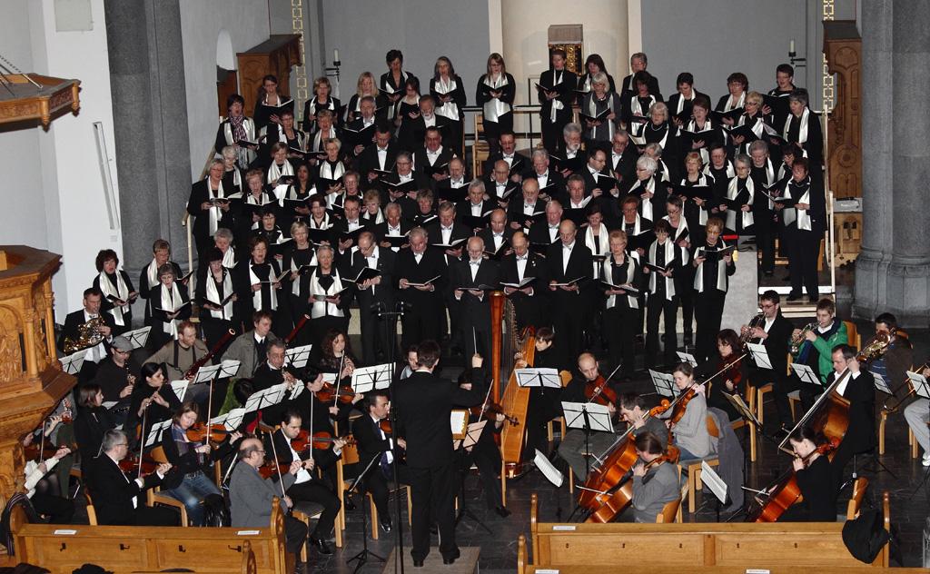 """""""Ein deutsches Requiem"""" von J. Brahms"""